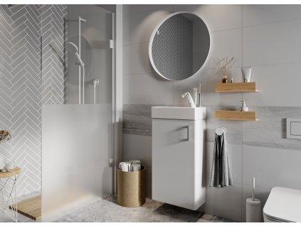 Koupelnová sestava OMAGH bílá