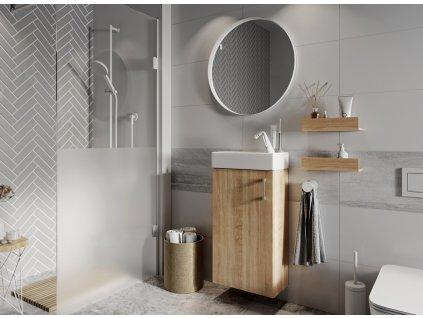Koupelnová sestava OMAGH sonoma