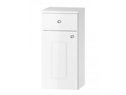 D30S/1 P/L s PD skříňka spodní ARMOY bílá lesk