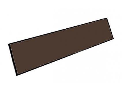 Boční sokl ke kuchyním 50 cm wenge