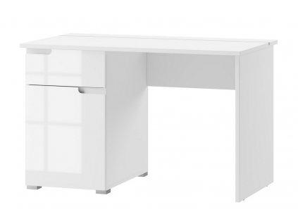 Pracovní stůl SELENE 14 bílá lesk