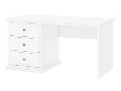 Psací stůl Provence 821 bílý