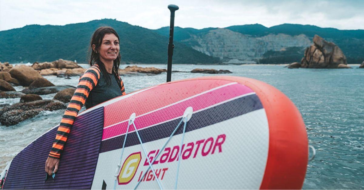 Paddleboardy Gladiator
