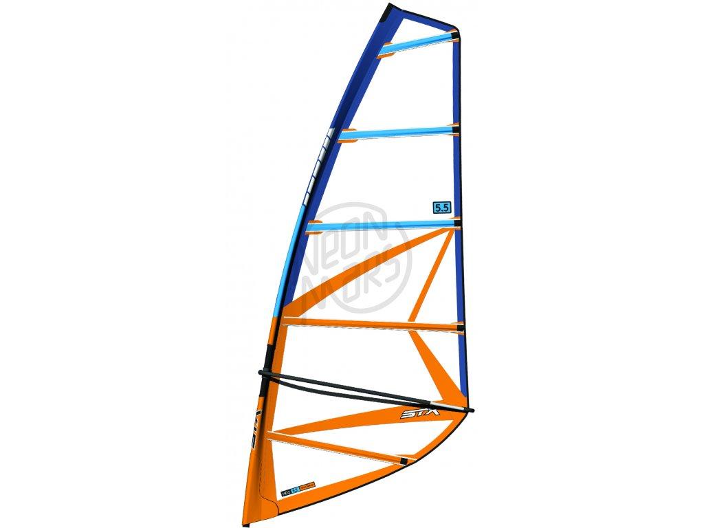 Plachta STX HD20 Rigg (Veľkosť plachty 6.5)