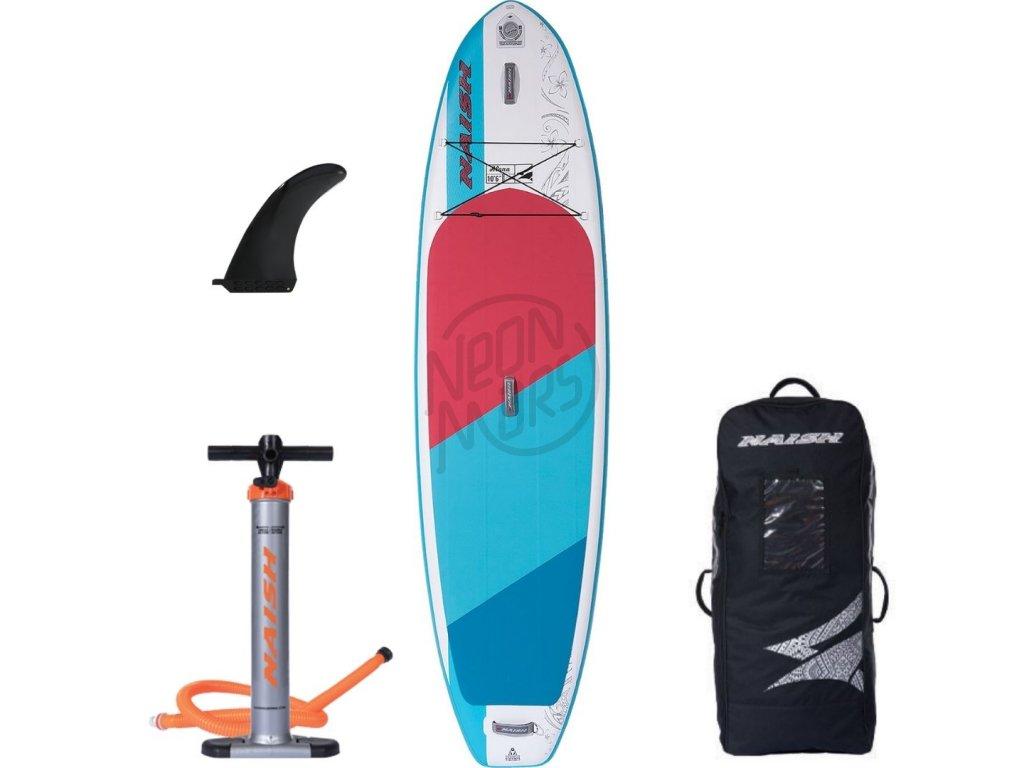 nafukovaci paddleboard.naish alana 11