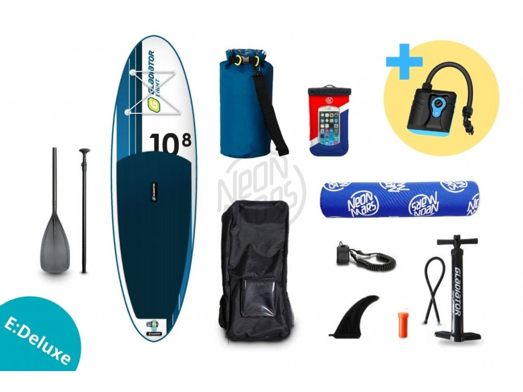 nafukovaci paddleboard gladiator 10 8