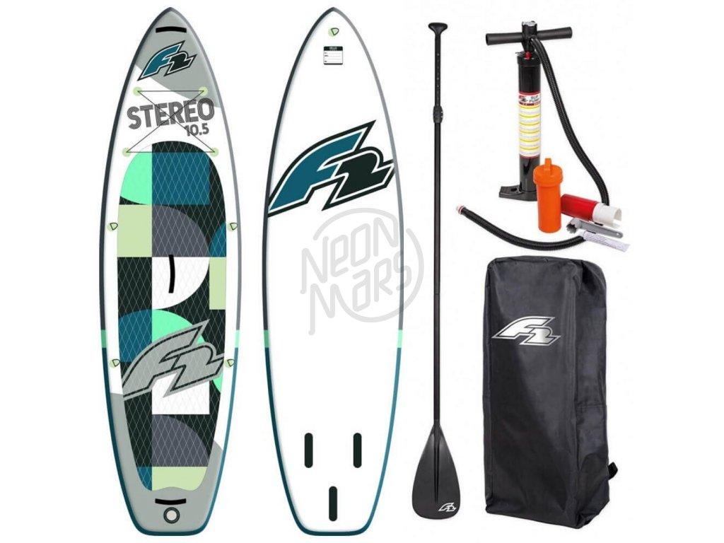 paddleboard f2 stereo 10 5