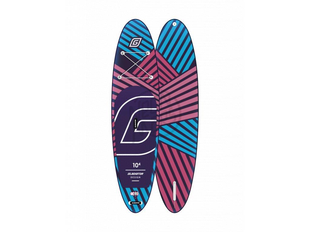 nafukovaci paddleboard gladiator pro design 10 4