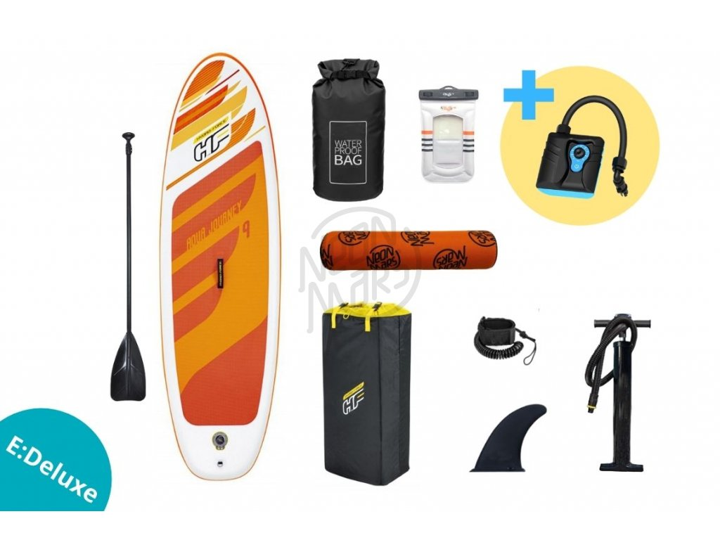 paddleboard hydroforce aqua journey sety edeluxe