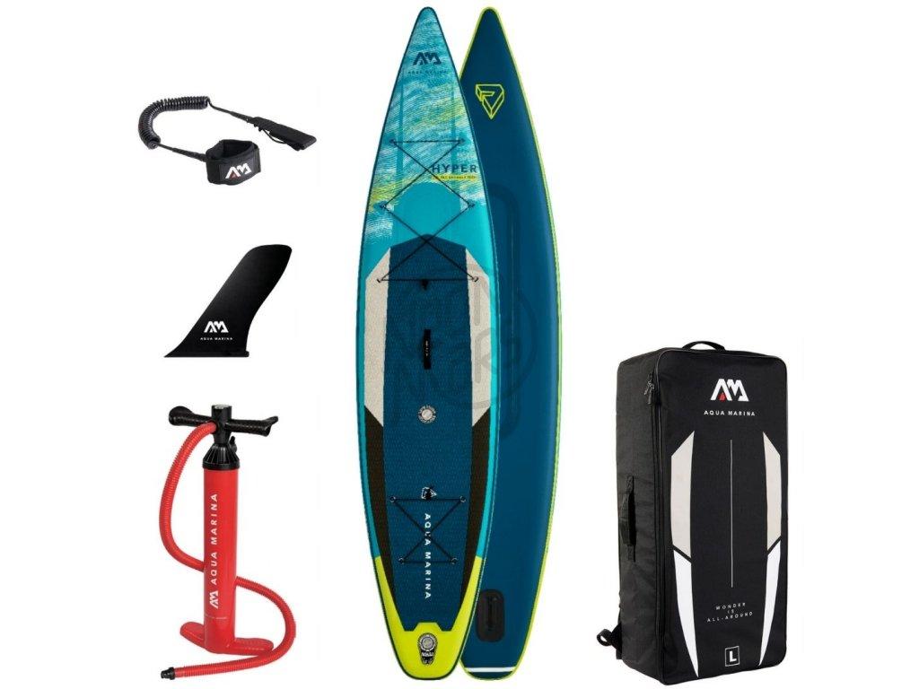 paddleboard aqua marina hyper 12 6