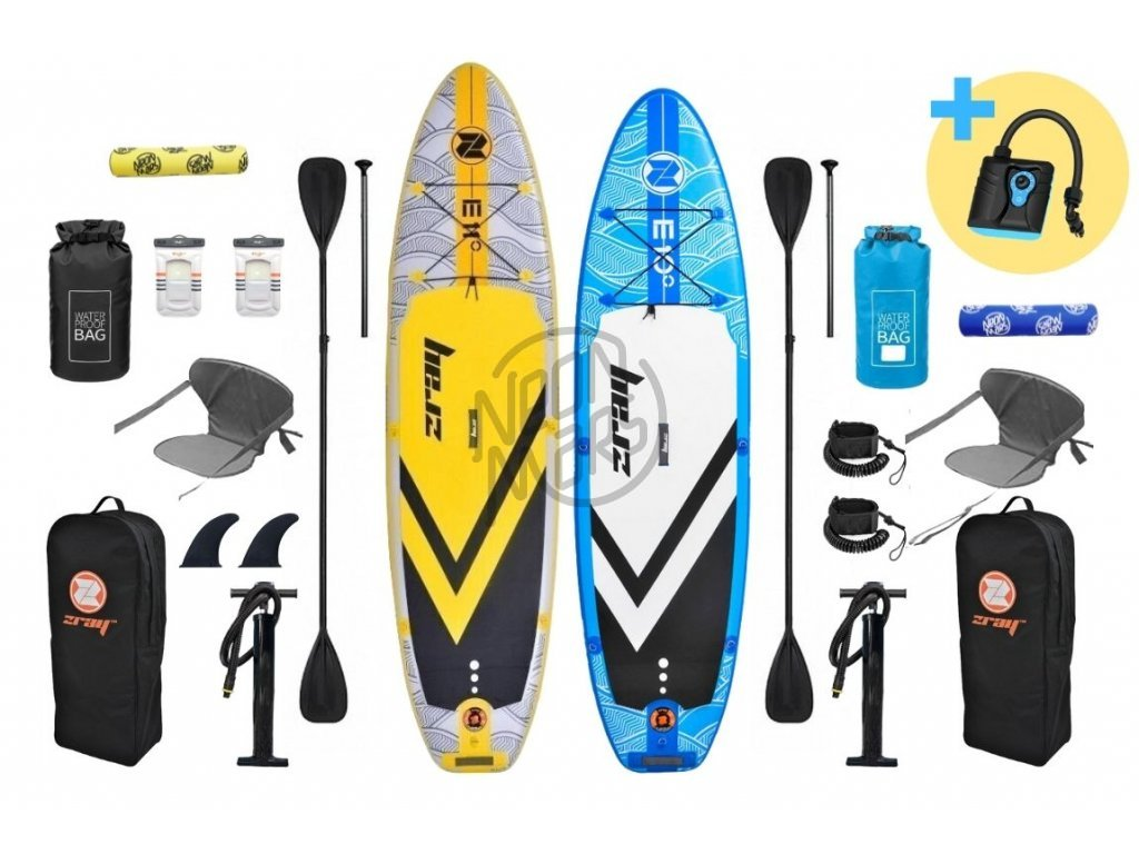 Paddleboard Zray E11 + E10