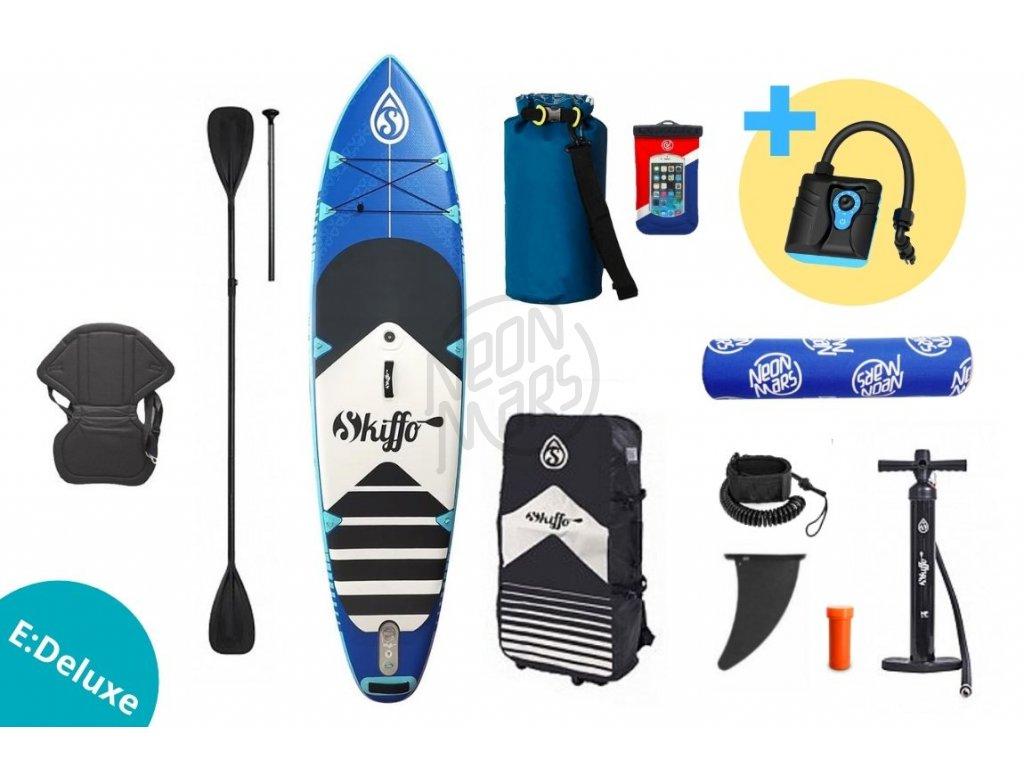 paddleboard skiffo SMU WS Combo edeluxe set