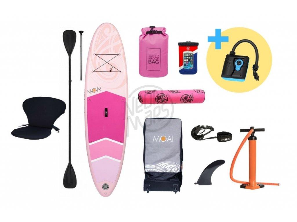 damsky paddleboard moai 10 6 set