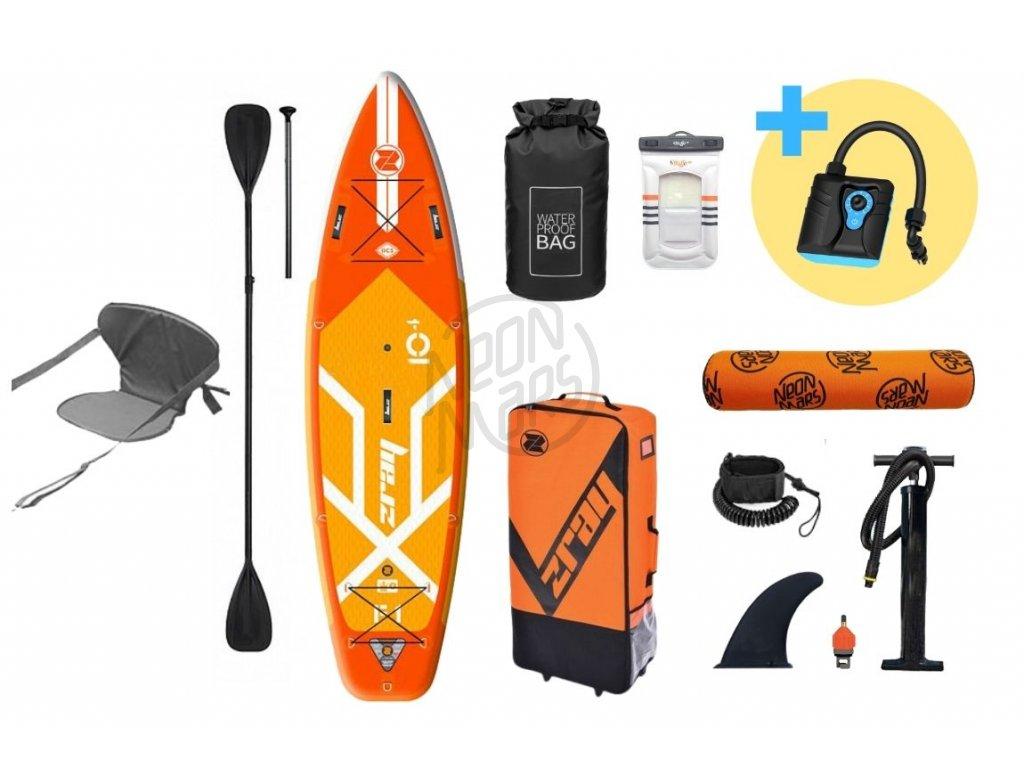paddleboard z ray fury 10,4 produkt 1