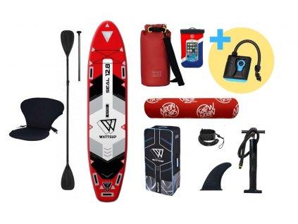 paddleboard wattsup seal