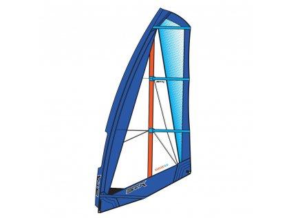 4034 windsurfova plachta f2 evolve