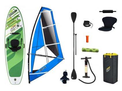 Windsurfový set Hydro-Force Freesoul + STX Evolve 6.0