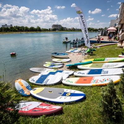 PADDLEBOARD AUSWAHL