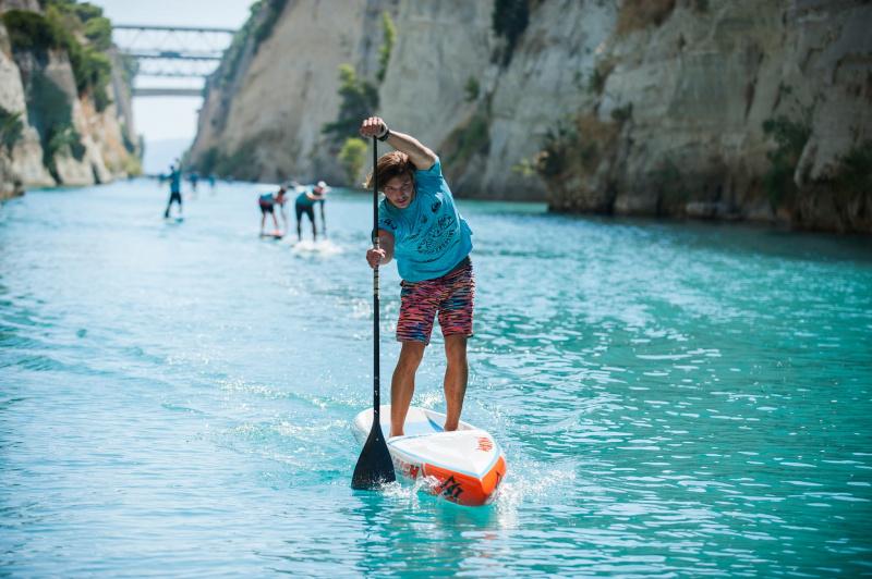 Wo kann ich mit iSUP paddeln