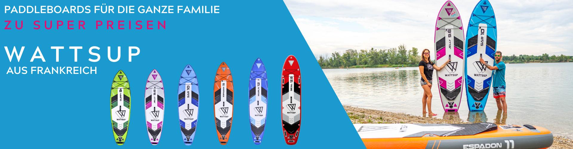Wattsup Paddleboards