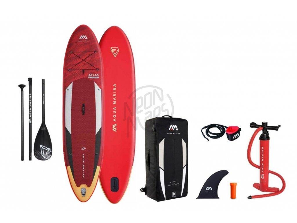 paddleboard aquamarina atlas