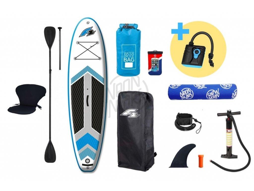 paddleboard f2 team windsurf 10 6 blue