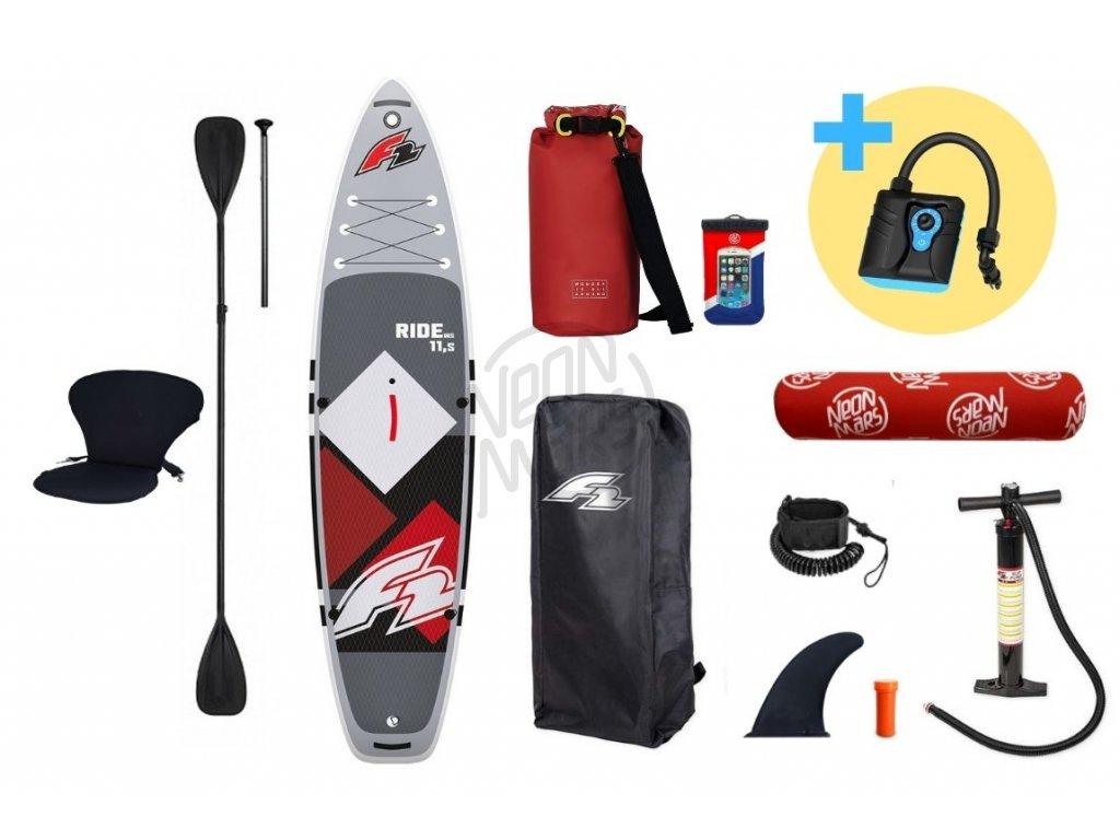 paddleboard f2 ride windsurf 10 5