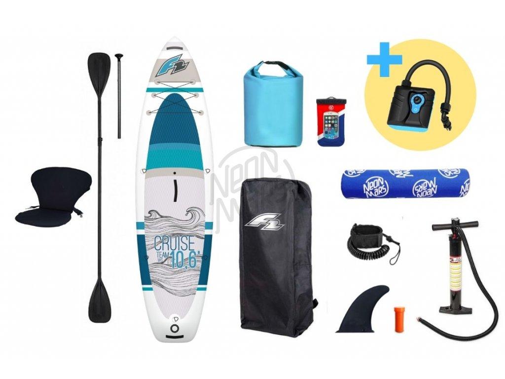 paddleboard f2 cruise windsurf team 10 6