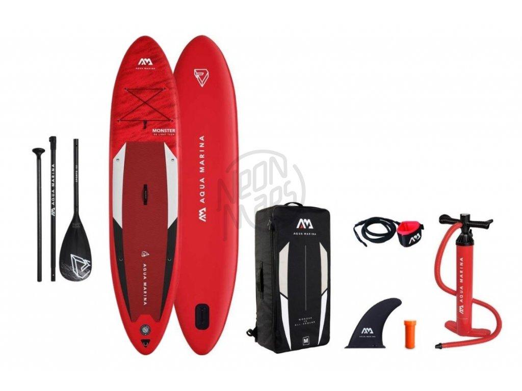 paddleboard aquamarina monster
