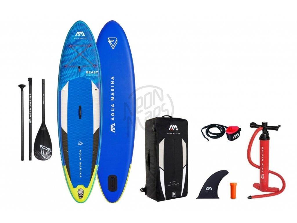 6161 paddleboard aqua marina beast 2021