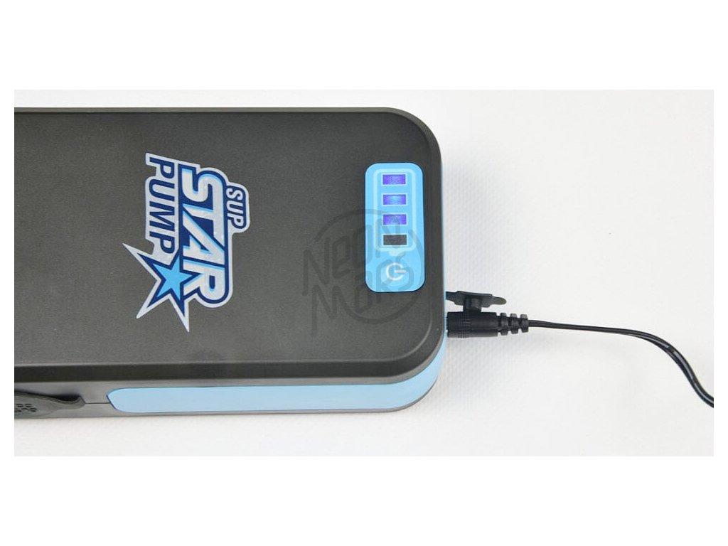 Externer Akku für elektrische SUP Pumpe Star X 4000MAH
