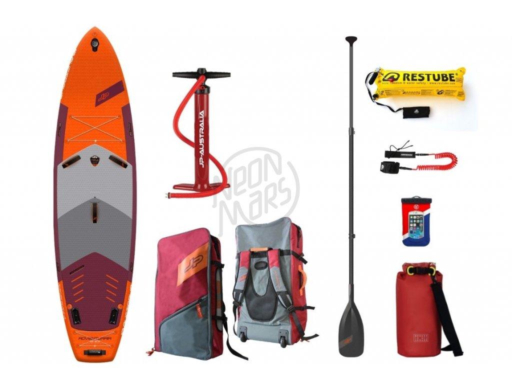 Paddleboard JP adventureair se3ds carbon
