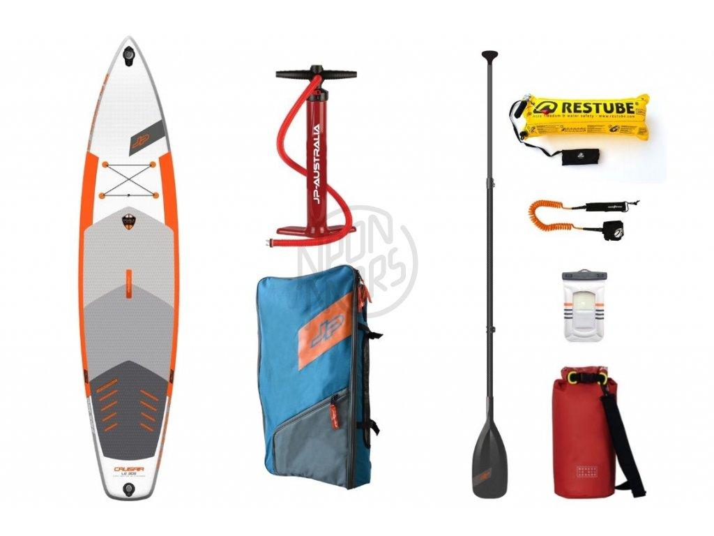 Paddleboard JP cruisair le3ds carbon