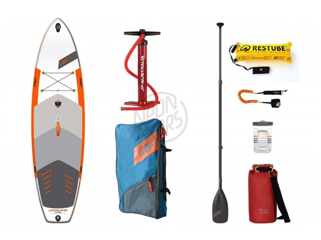 Paddleboard JP windsupair le3ds carbon