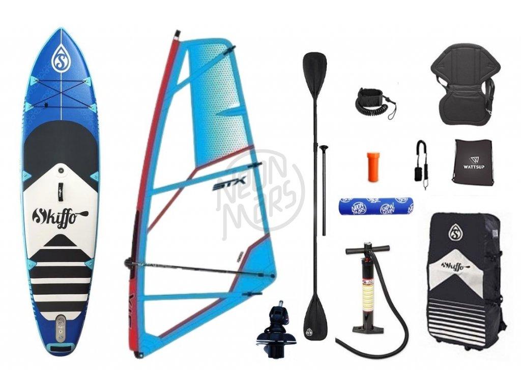 Paddleboard set skiffo ws combo