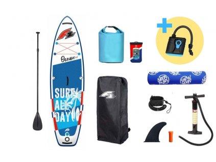 paddleboard f2 ocean boy 9 2 blue