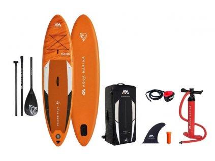 paddleboard aquamarina fusion