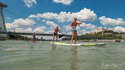 Objav krásy Slovenska z paddleboardu!
