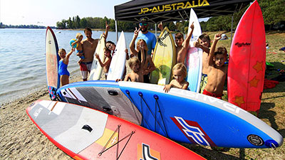 Začíname! Prvý paddleboardový klub na Slovensku
