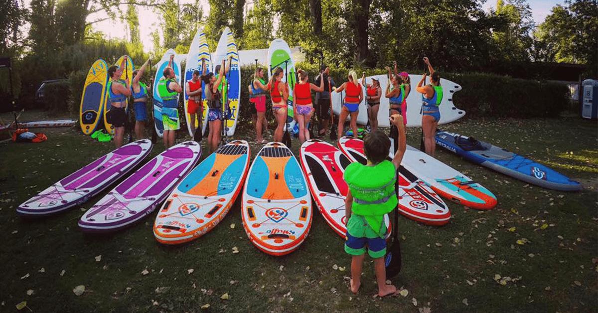 Požičaj si paddleboardy za SUPer ceny už od 10€ na deň