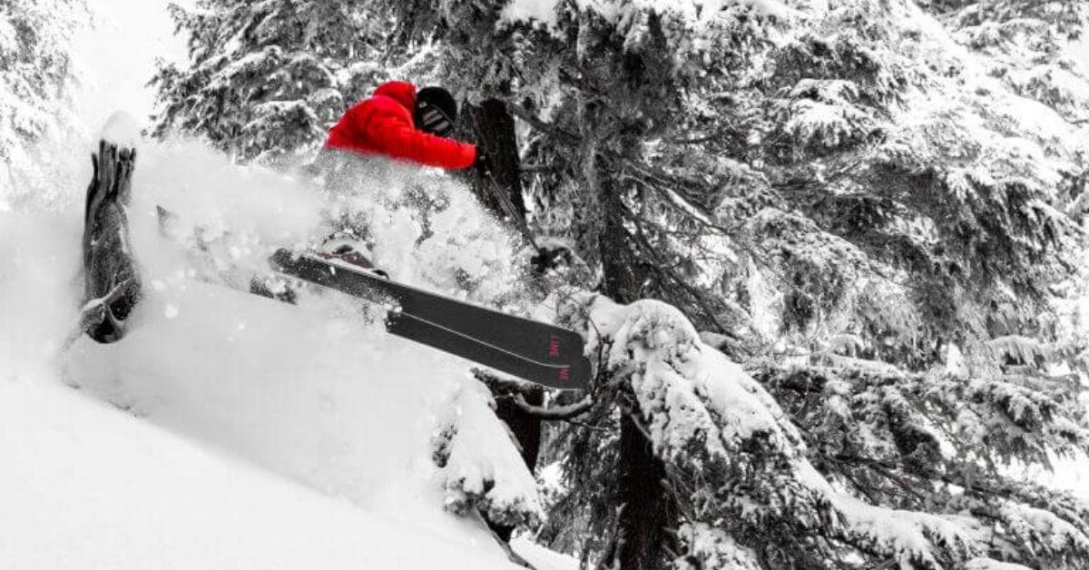 Predstavenie novej kolekcie lyží LINE 2020/2021