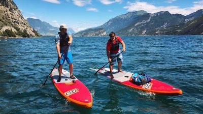 Aktívna dovolenka? Skúste paddleboard!