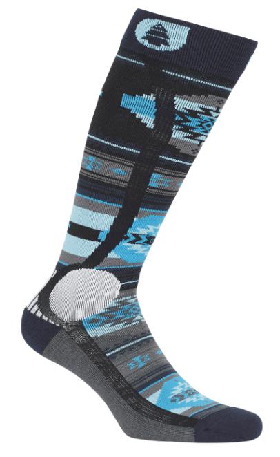 Lyžiarske a snowboardové ponožky a podkolienky