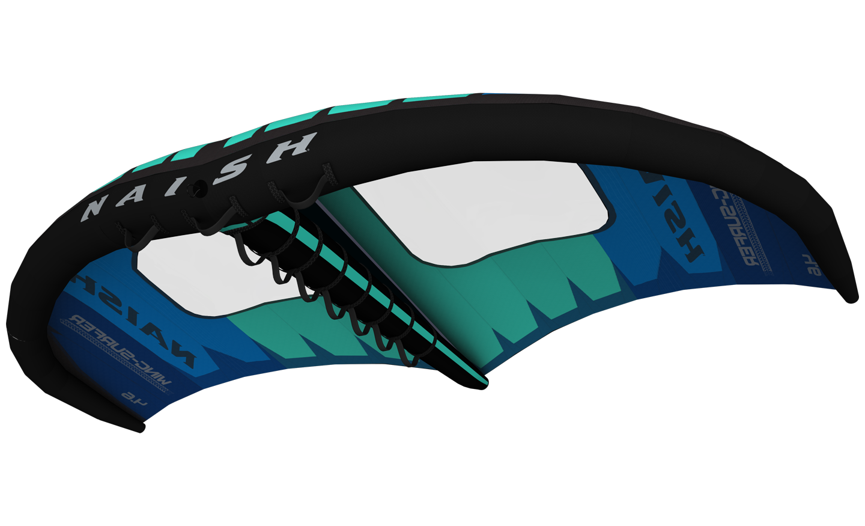 nafukovacie kridl naish wing surfer