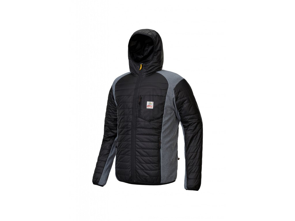Pánska zimná bunda Picture Takashima Primaloft® farba čierna  8371fcc7ebe