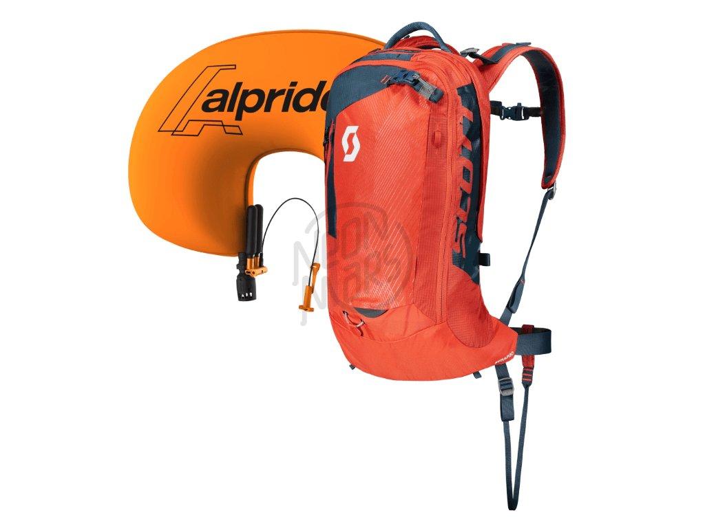 lavinovy batoh scott backcountry pro ap 20 kit