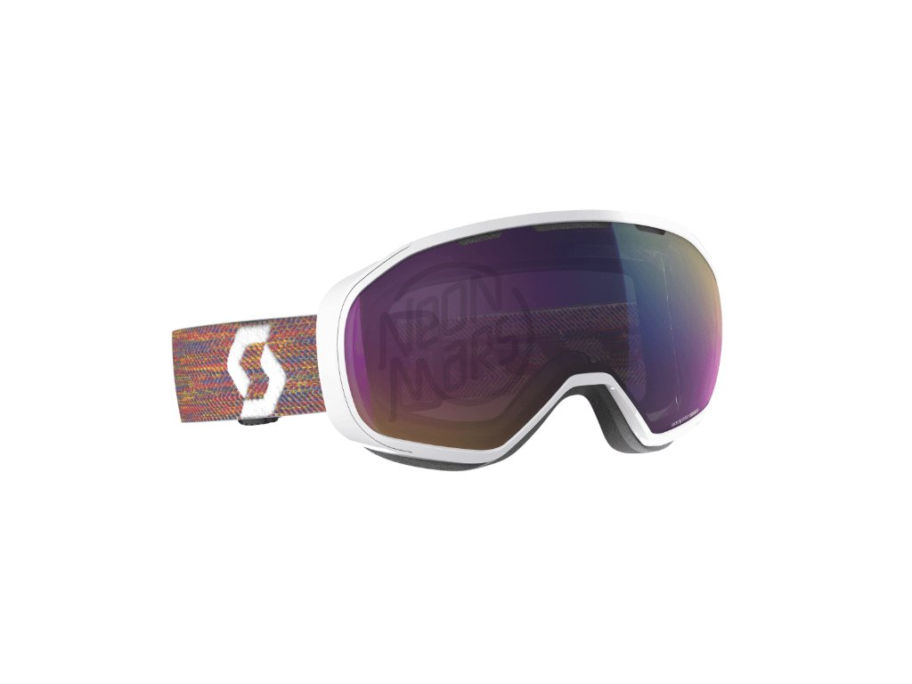 okuliare na lyze a snowboard scott fix multi color enhancer teal chrome