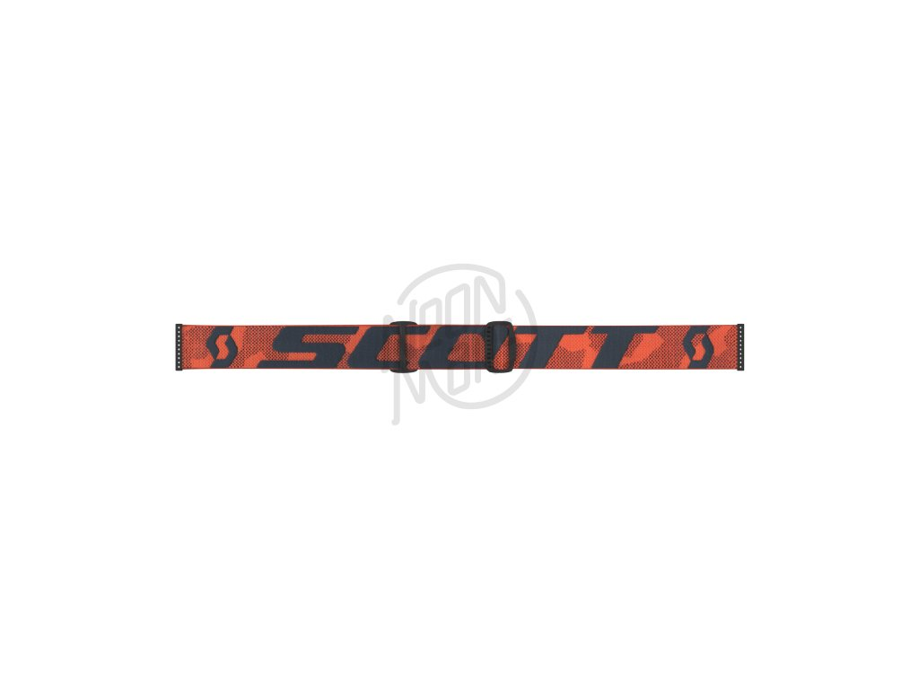 okuliare na lyze a snowboard scott lcg blue orange enhancer red chrome  detail ... 42bcc361512