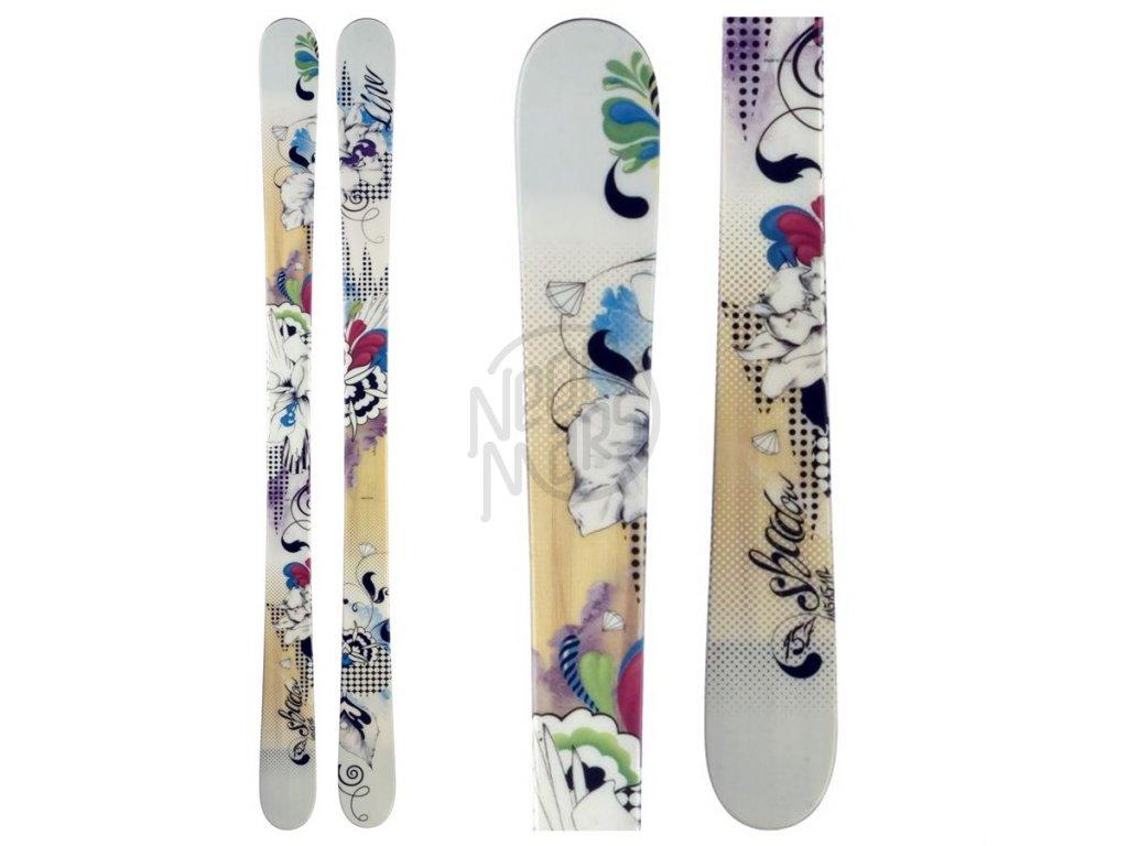 line skis shadow skis women s 2012