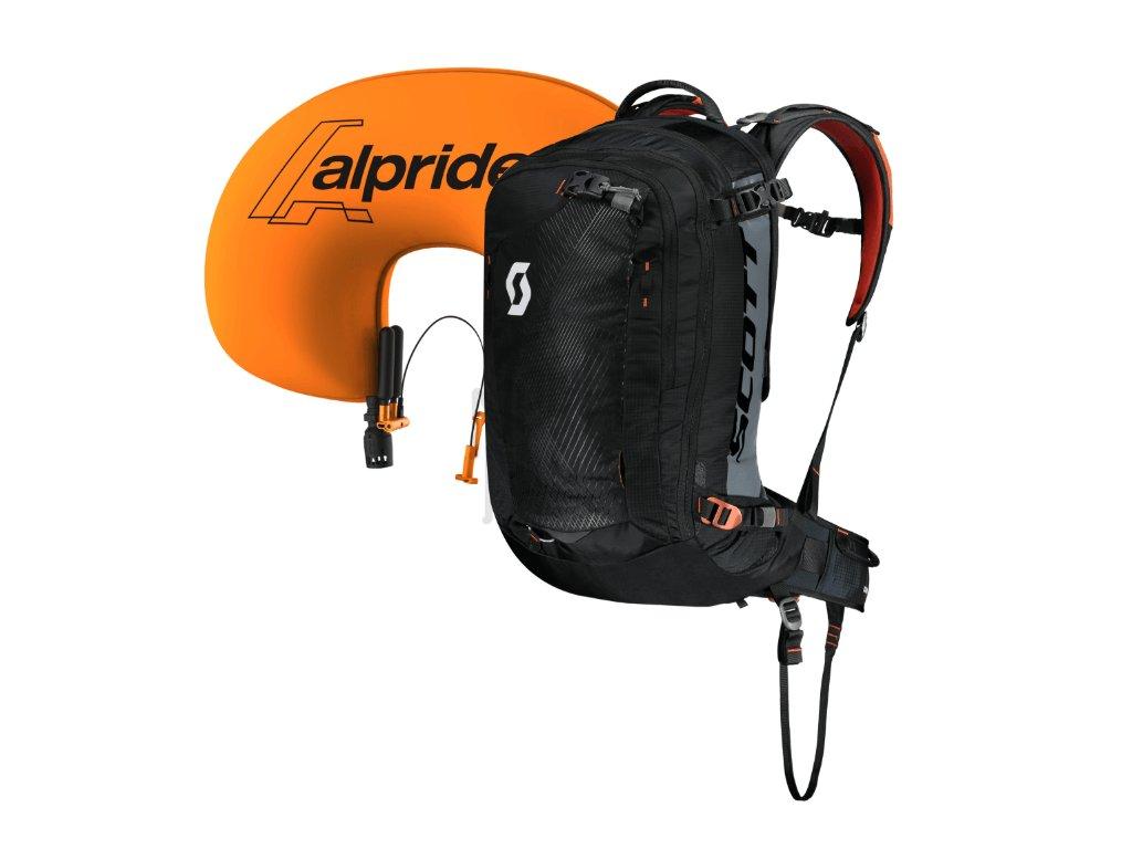 lavinovy batoh scott backcountry guide ap 30 kit